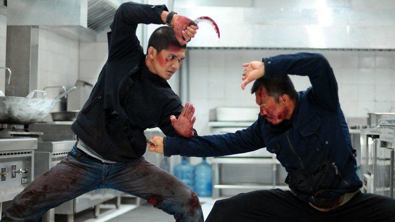 The Raid 2 movie scenes
