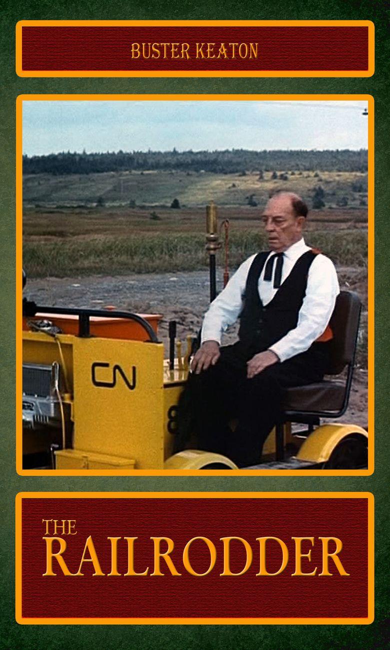 The Railrodder movie poster