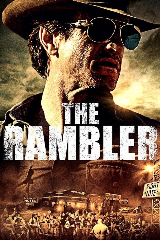 The Rambler (film) movie poster