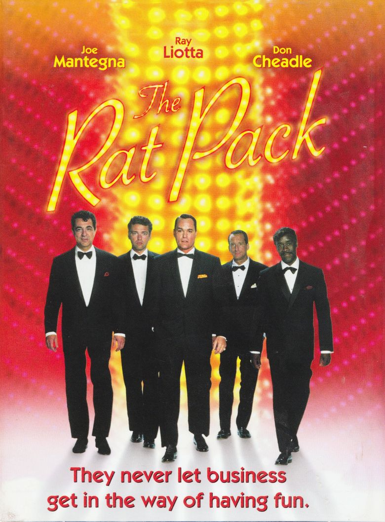 The Rat Pack (film) movie poster