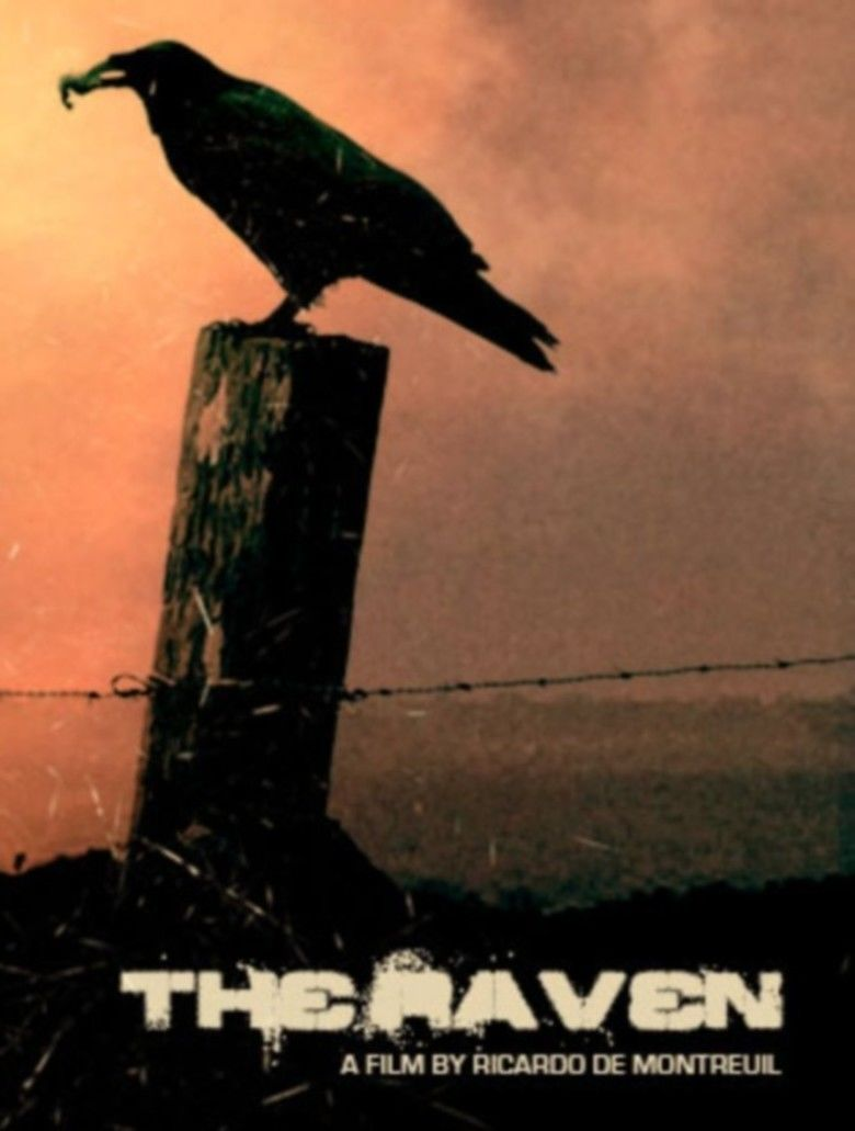 The Raven (2010 film) movie poster