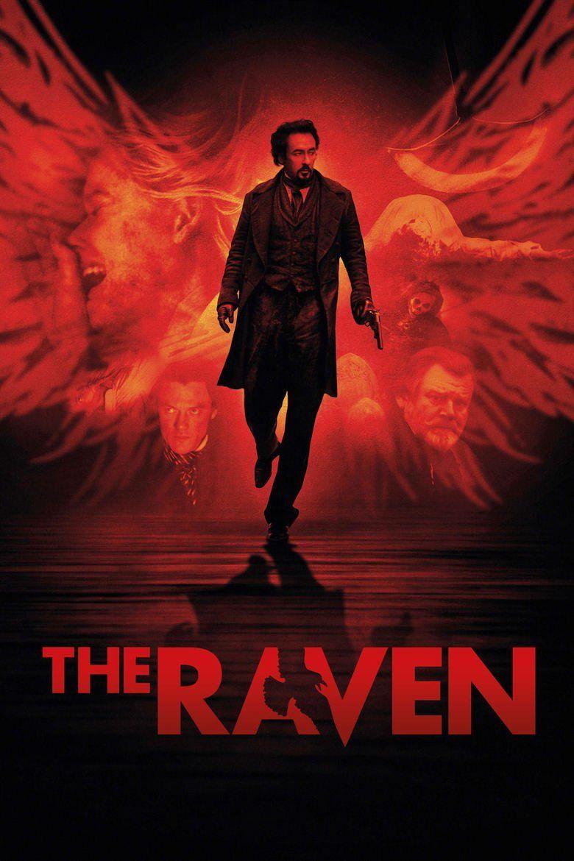 The Raven (2012 film) movie poster