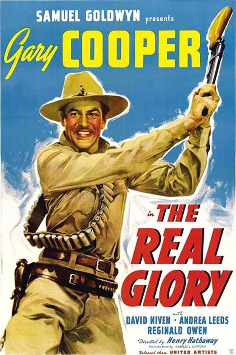 The Real Glory movie poster