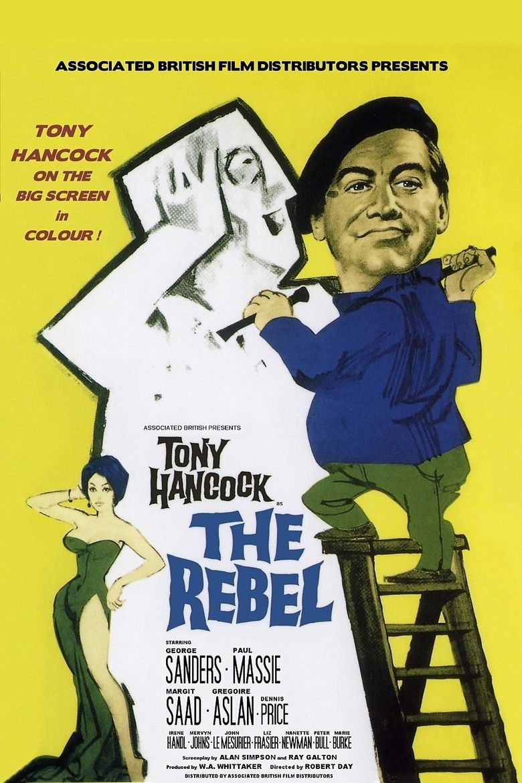 The Rebel (1961 film) movie poster