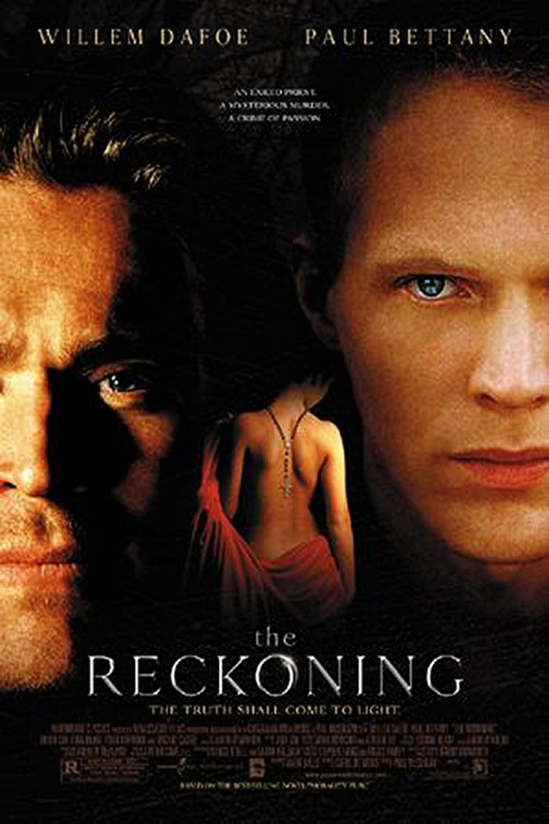 The Reckoning (2003 film) movie poster