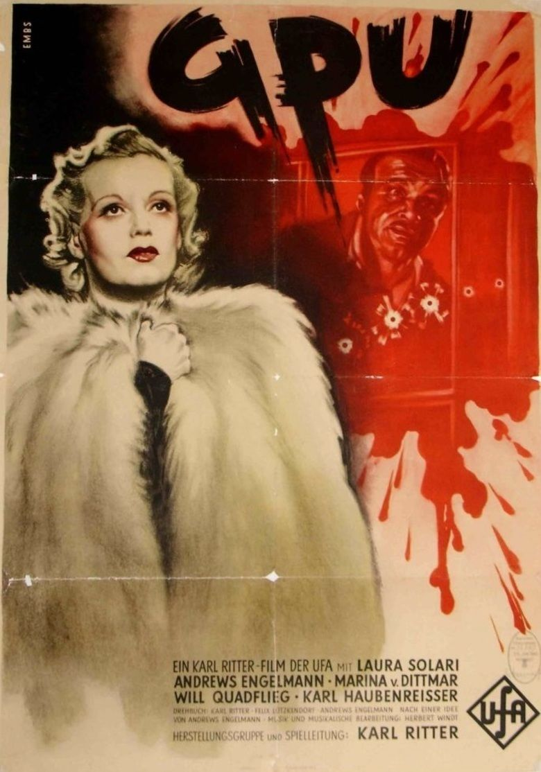 The Red Terror (film) movie poster