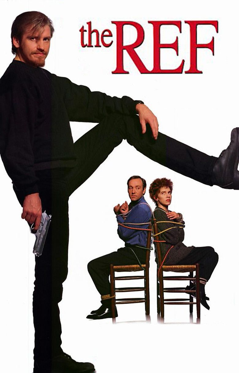 The Ref movie poster
