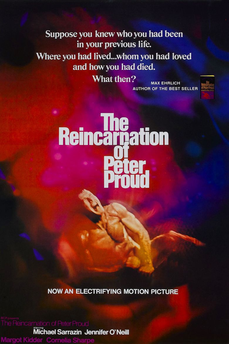 The Reincarnation of Peter Proud movie poster