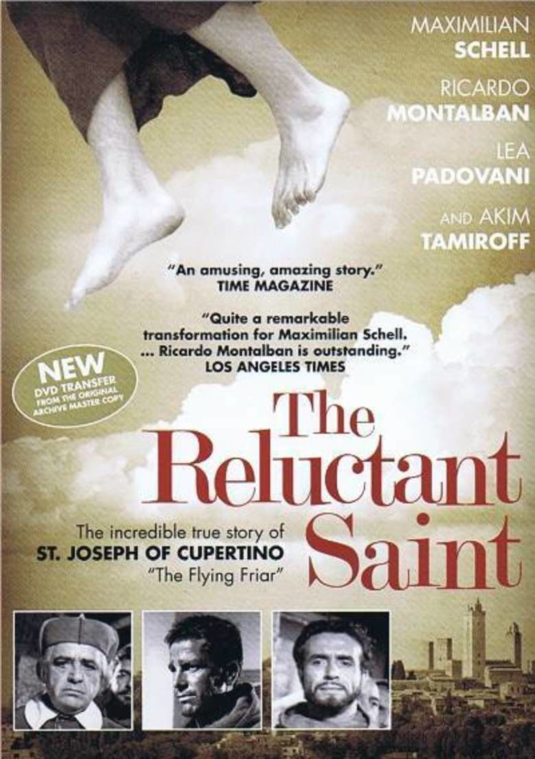 The Reluctant Saint movie poster