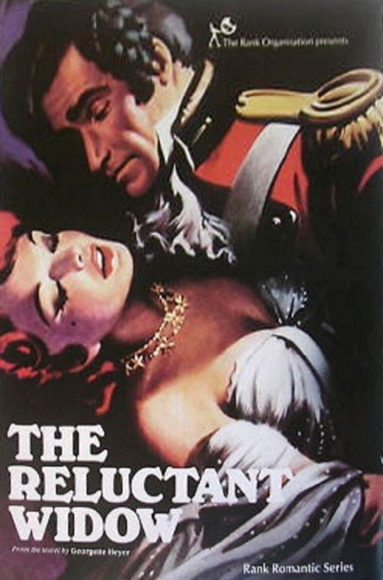 The Reluctant Widow (film) movie poster