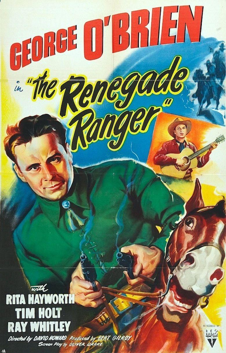 The Renegade Ranger movie poster