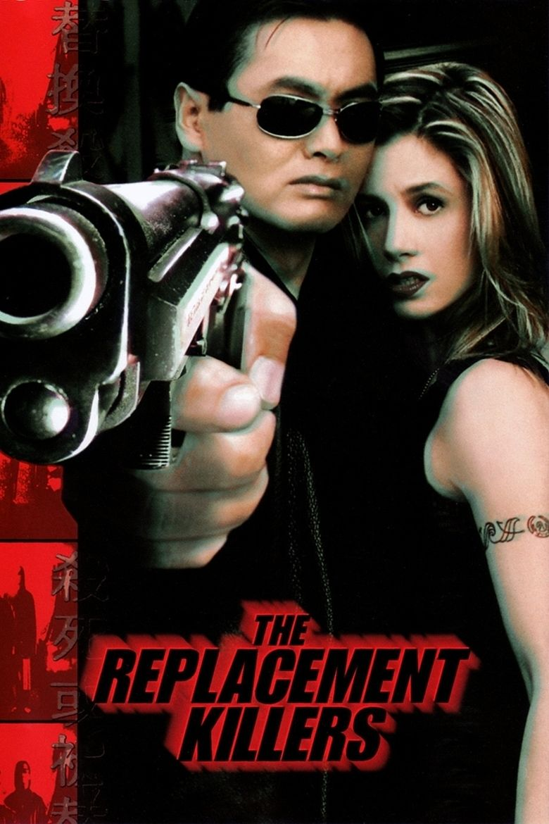 The Replacement Killers movie poster
