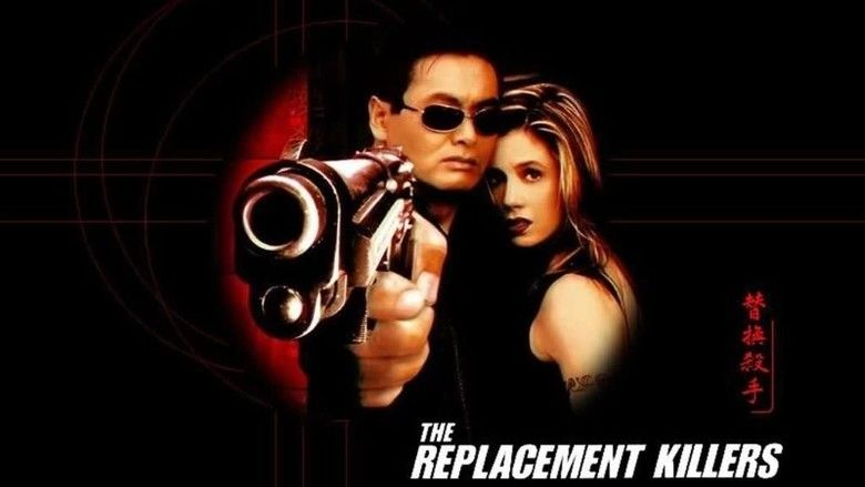 The Replacement Killers movie scenes