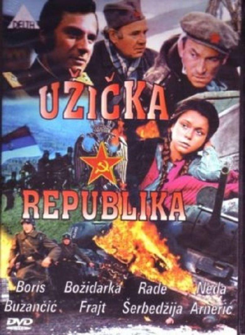 The Republic of Uzice movie poster