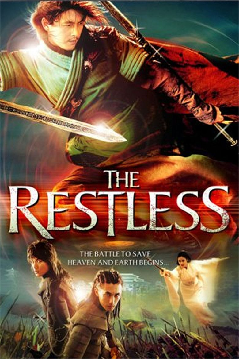The Restless (2006 film) movie poster