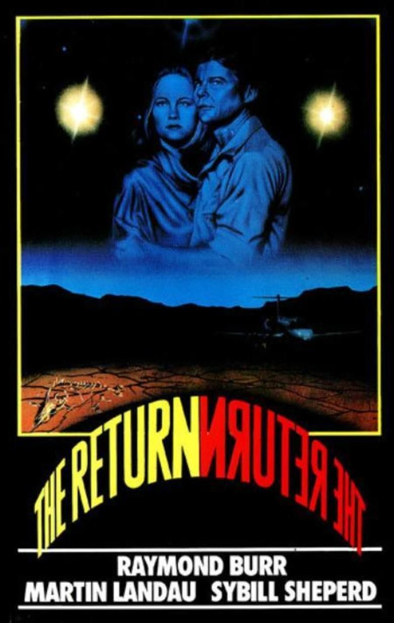 The Return (1980 film) movie poster