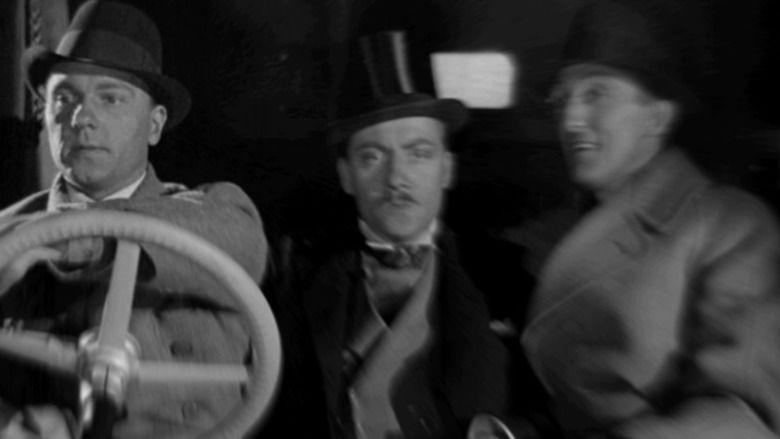 The Return of Bulldog Drummond movie scenes