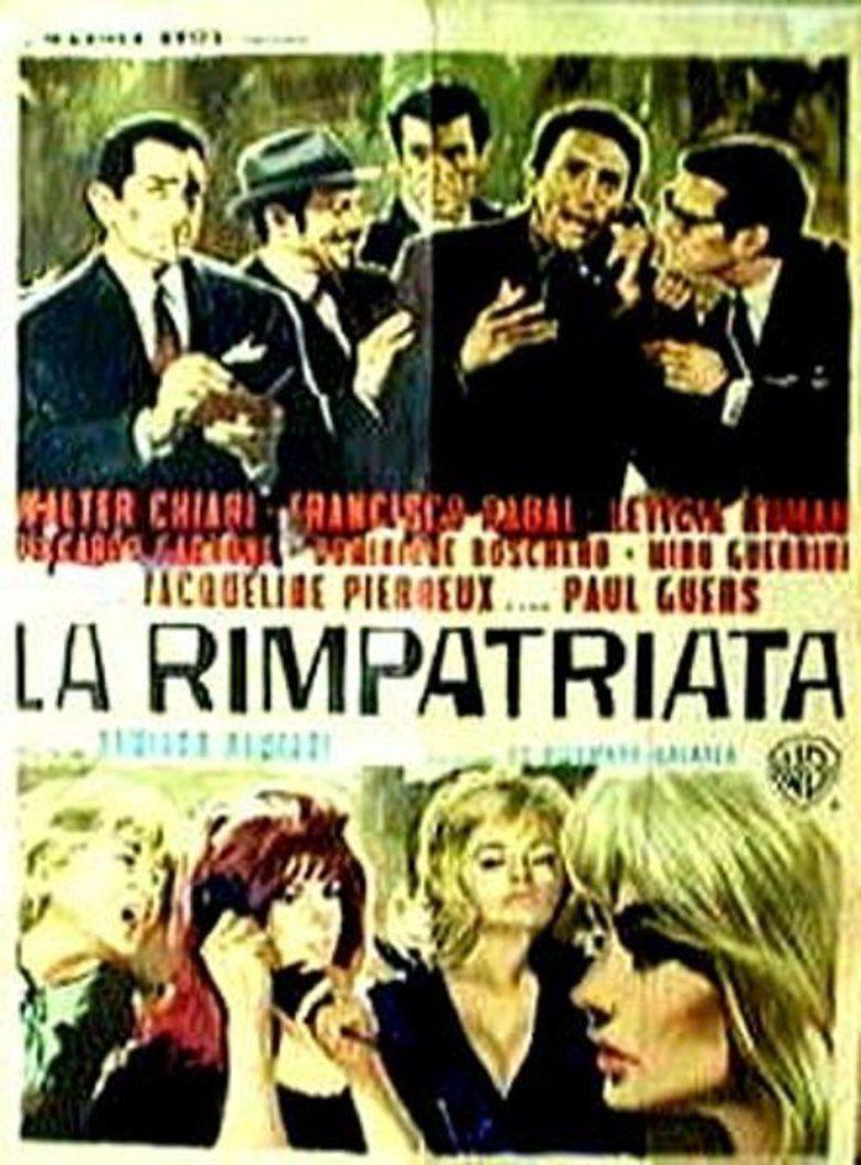 The Reunion (1963 film) movie poster