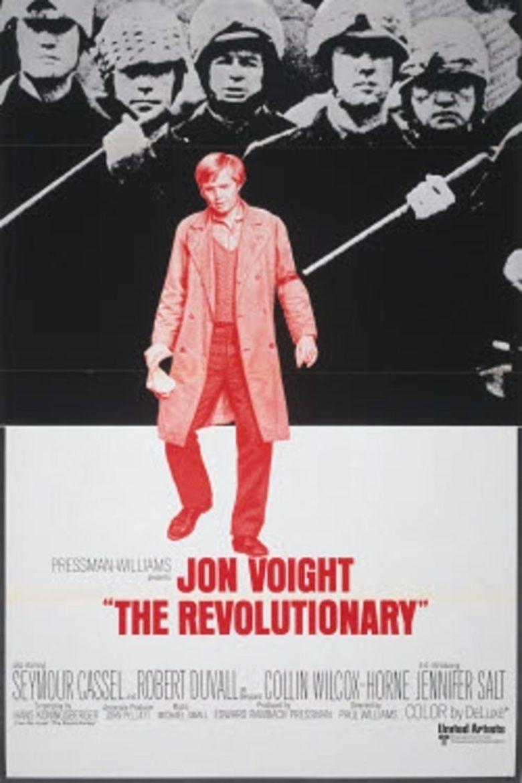 The Revolutionary movie poster