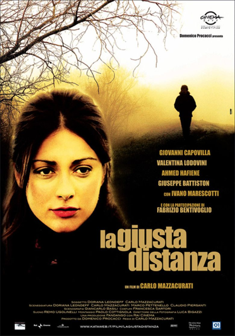 The Right Distance movie poster