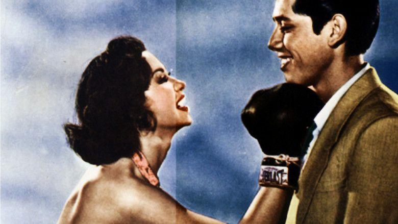 The Ring (1952 film) movie scenes