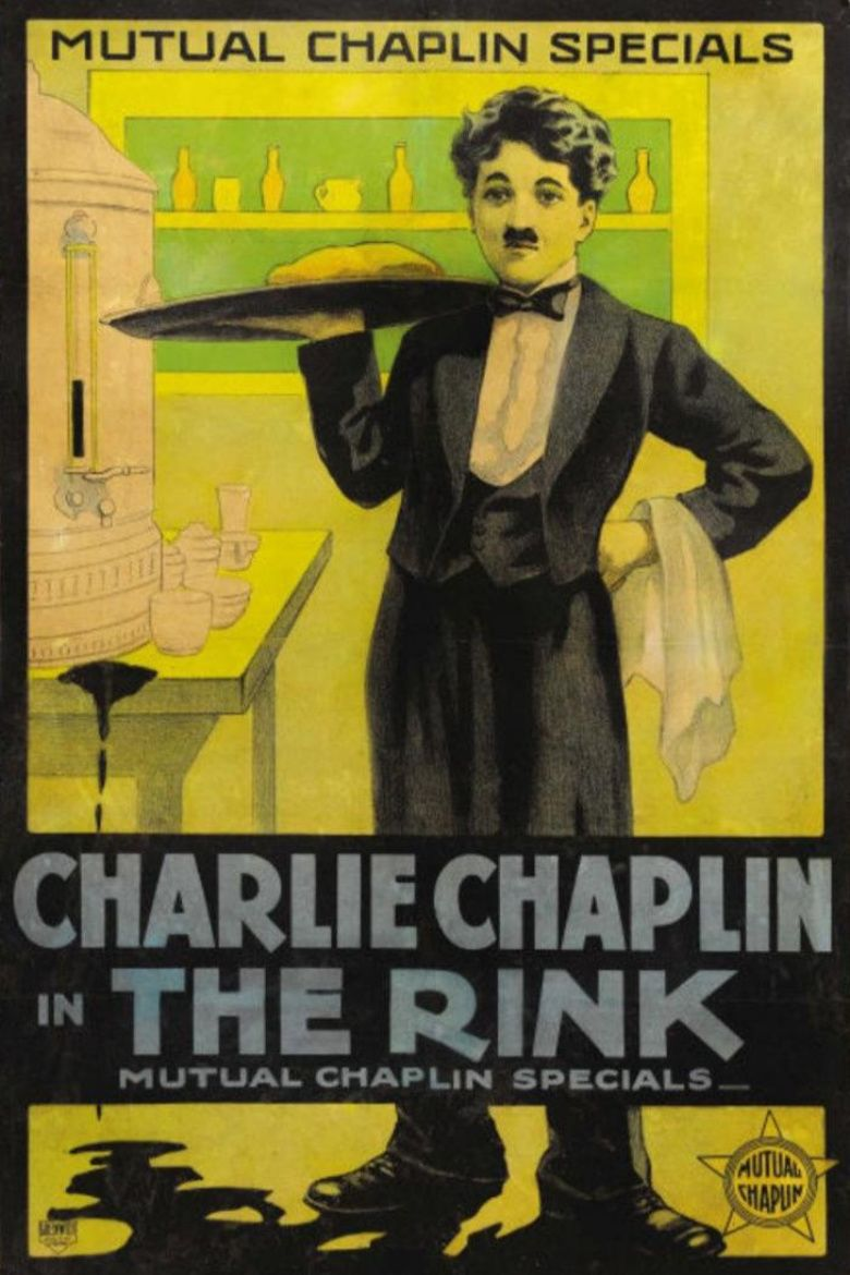 The Rink (film) movie poster