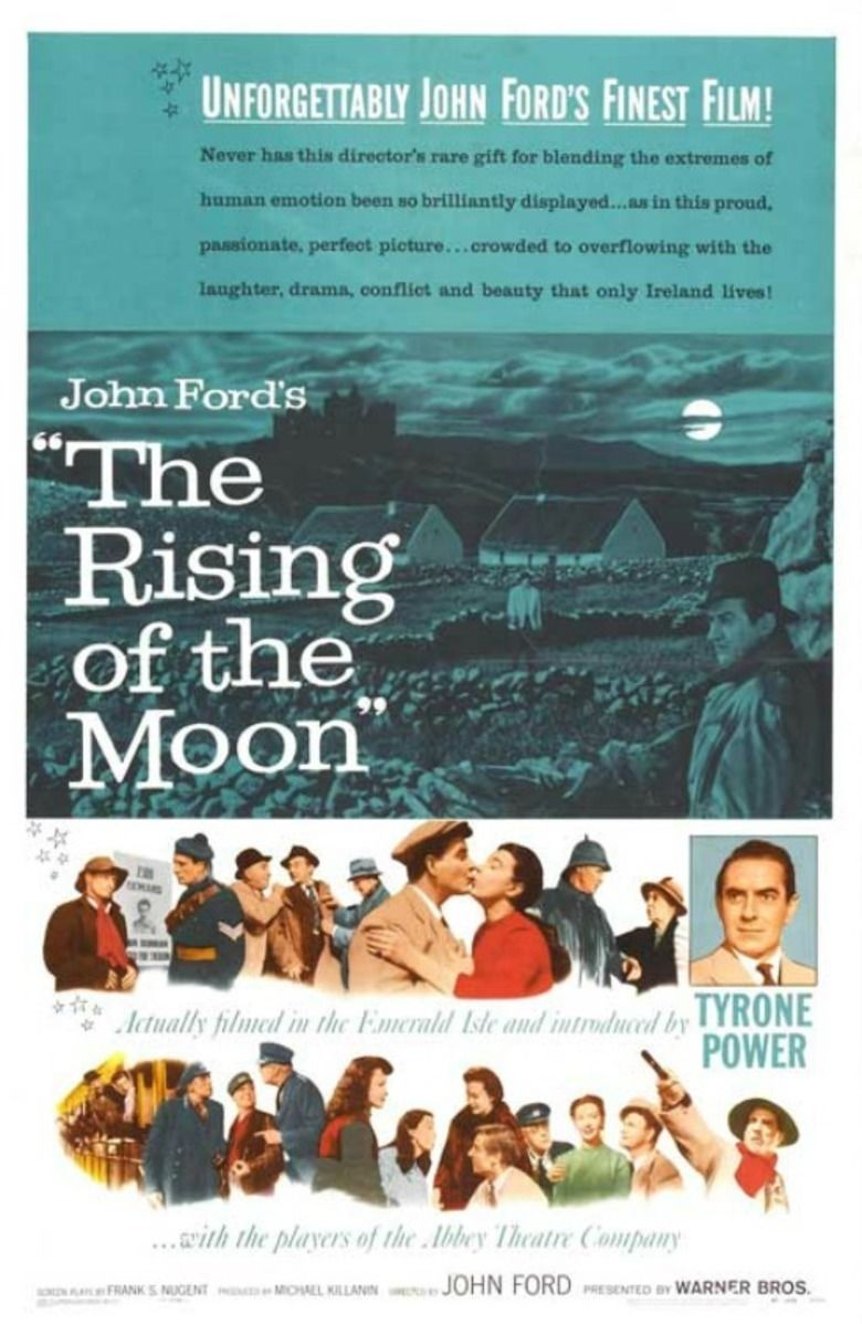 The Rising of the Moon (film) movie poster