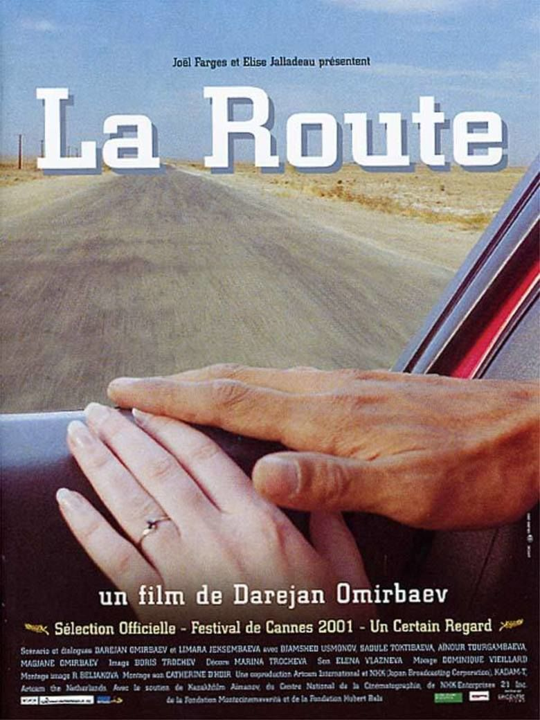 The Road (2001 film) movie poster