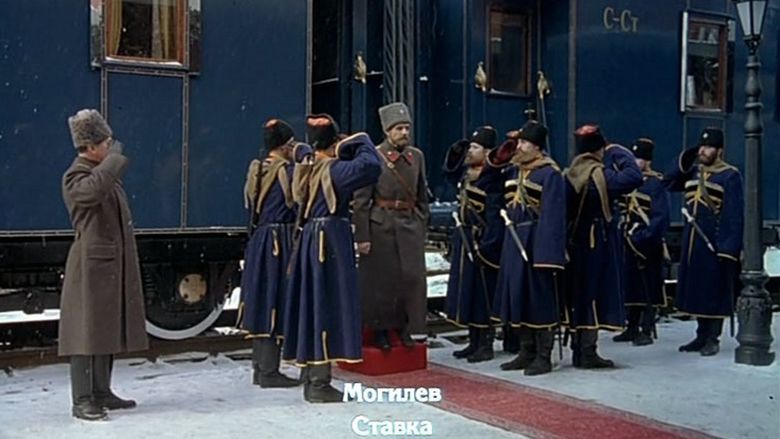 The Romanovs: An Imperial Family movie scenes