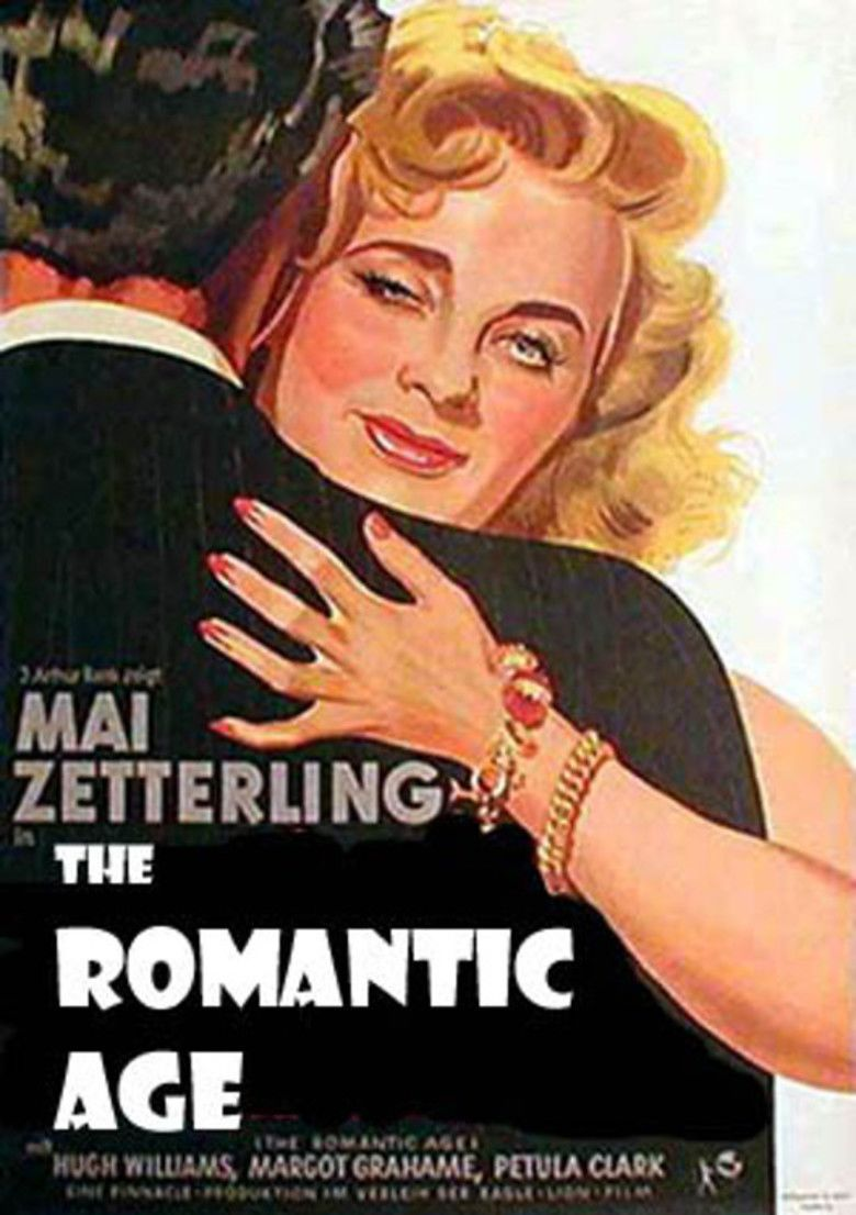 The Romantic Age movie poster