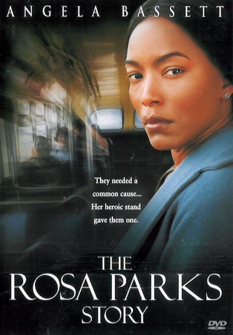 The Rosa Parks Story movie poster