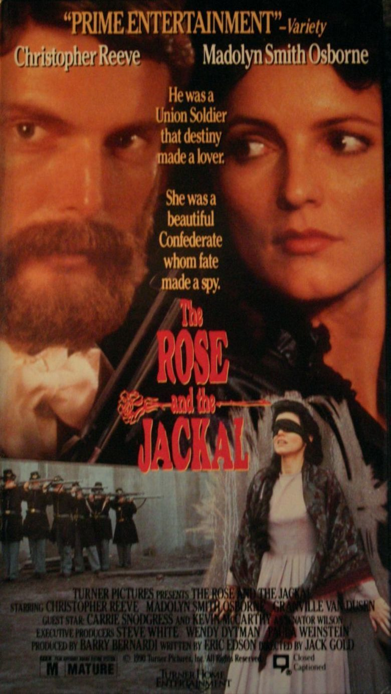 The Rose and the Jackal movie poster