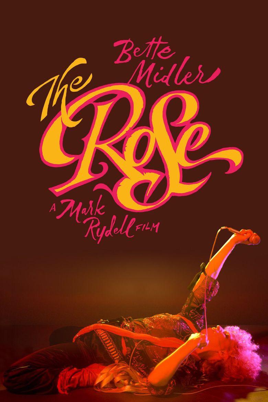 The Rose (film) movie poster