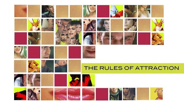 The Rules of Attraction (film) movie scenes