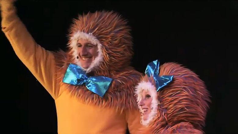 The Rumperbutts movie scenes