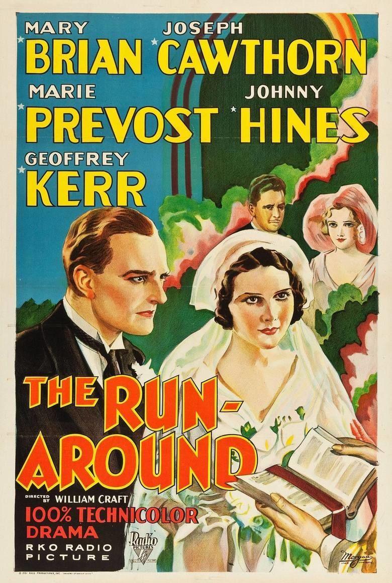 The Runaround (1931 film) movie poster