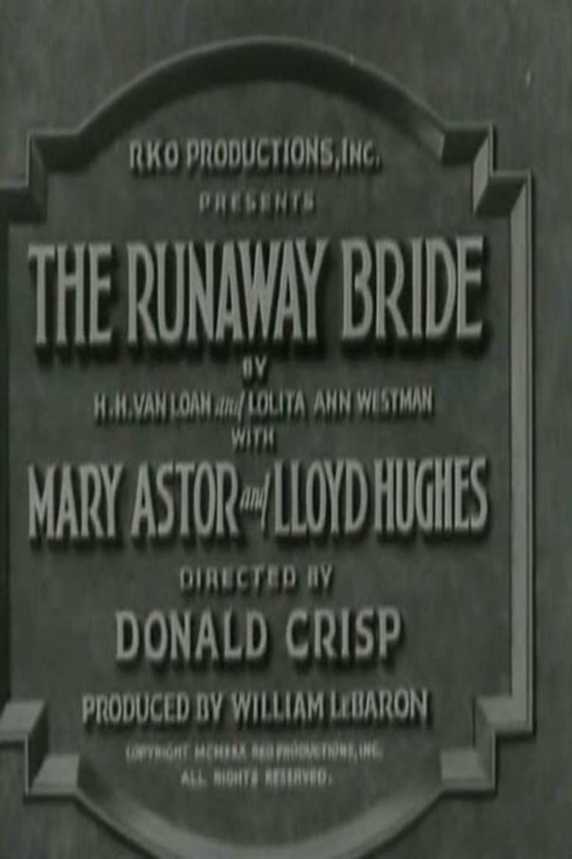 The Runaway Bride (film) movie poster