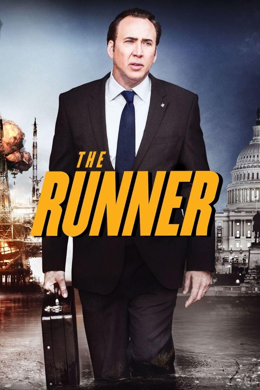 The Runner (2015 film) movie poster