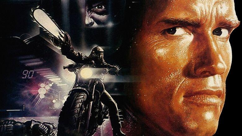 The Running Man (1987 film) movie scenes