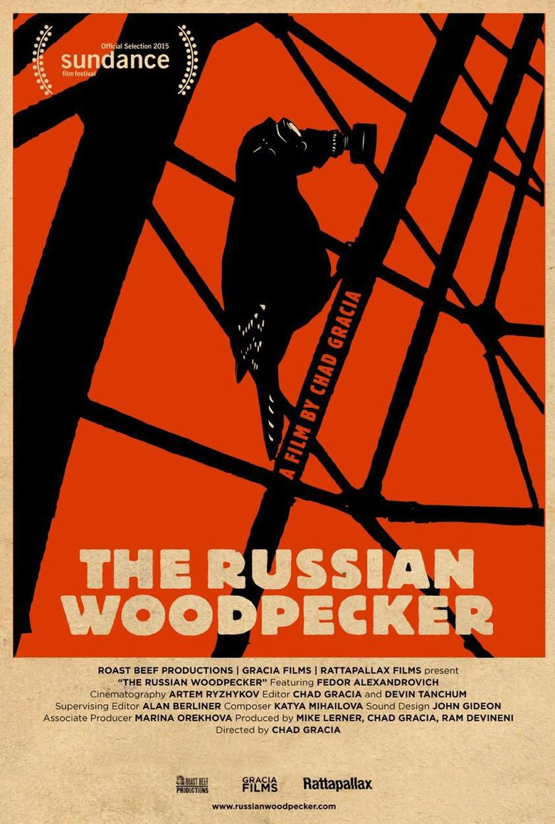 The Russian Woodpecker movie poster