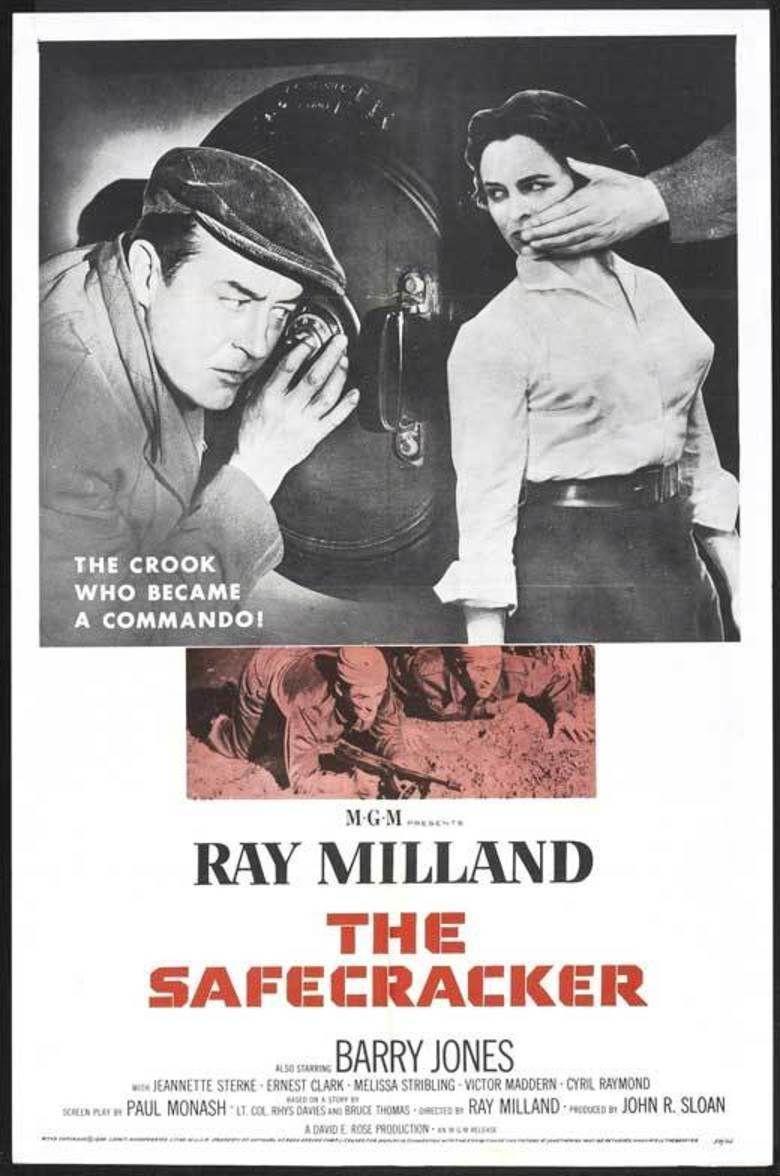 The Safecracker movie poster