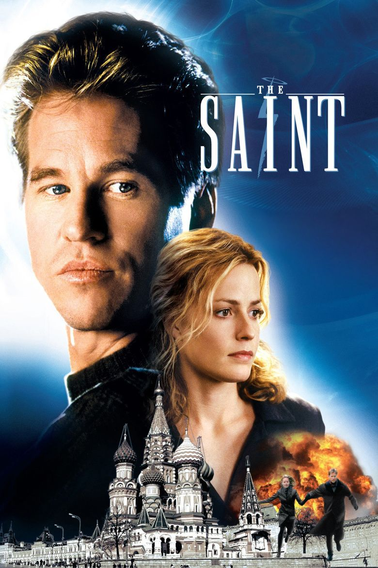 The Saint (film) movie poster