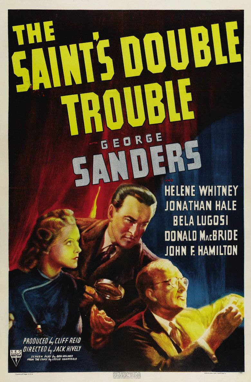 The Saints Double Trouble movie poster