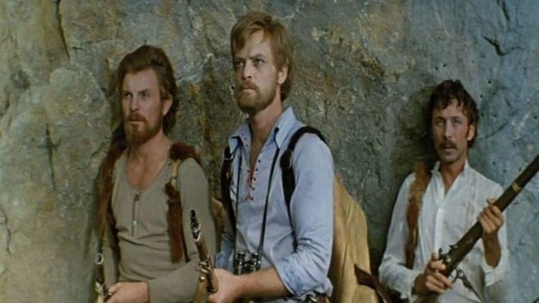 The Sannikov Land (film) movie scenes