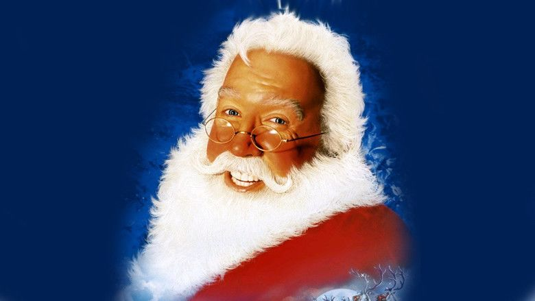 The Santa Clause 2 movie scenes