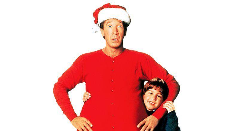 The Santa Clause movie scenes