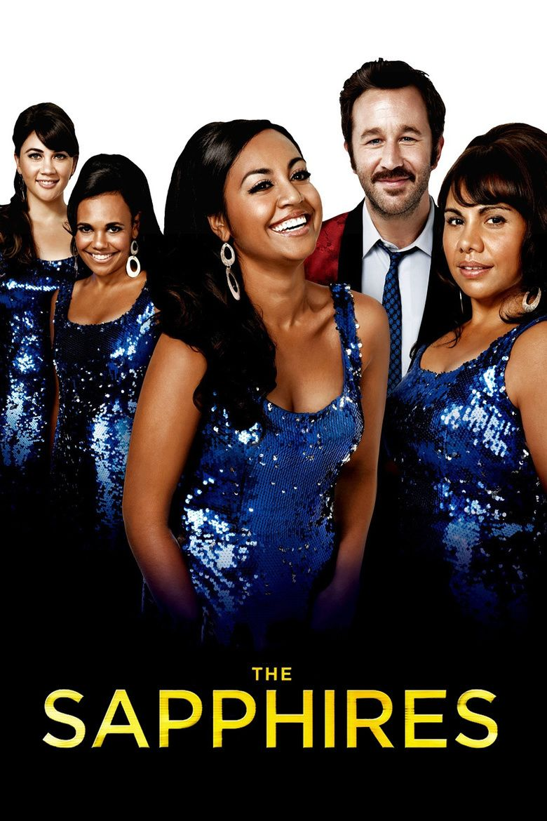 The Sapphires (film) movie poster