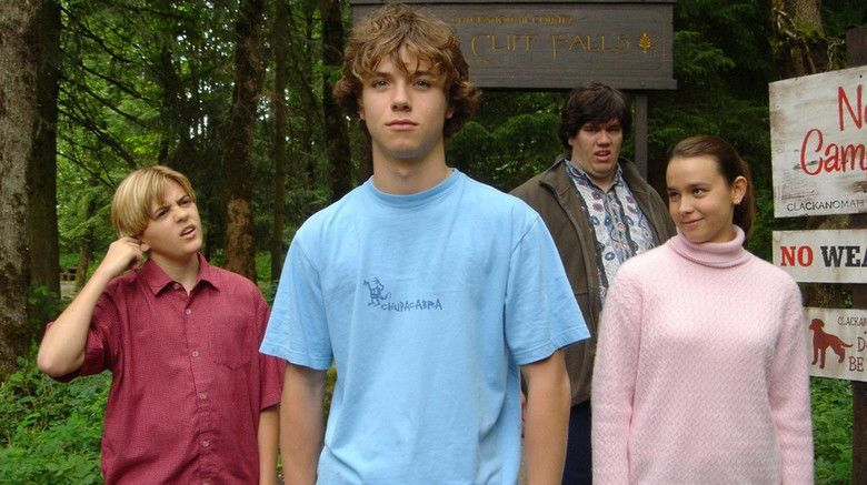 The Sasquatch Gang movie scenes