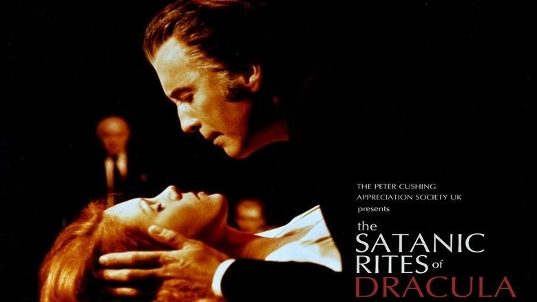 The Satanic Rites of Dracula movie scenes