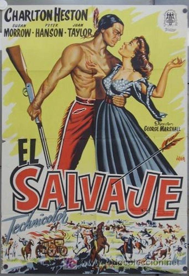 The Savage movie poster